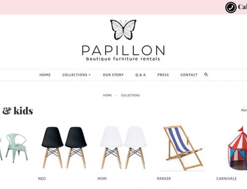 Papillon Rentals