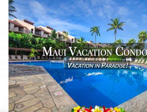 Maui Vacation Condos